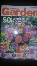 Thanks to Irish Garden Magazine!