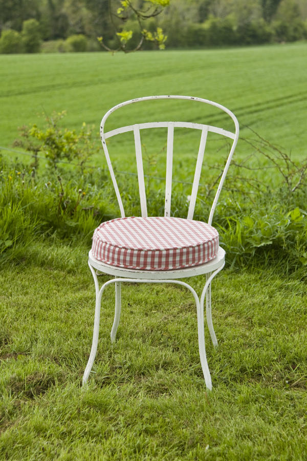Antique French Garden Chair c.1920
