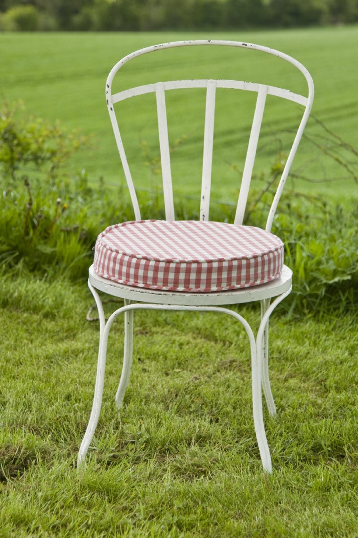 Antique French Garden Chair c.1920
