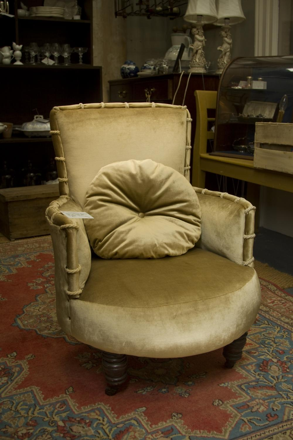 Victorian Occasional Chair   Picture 1 ...