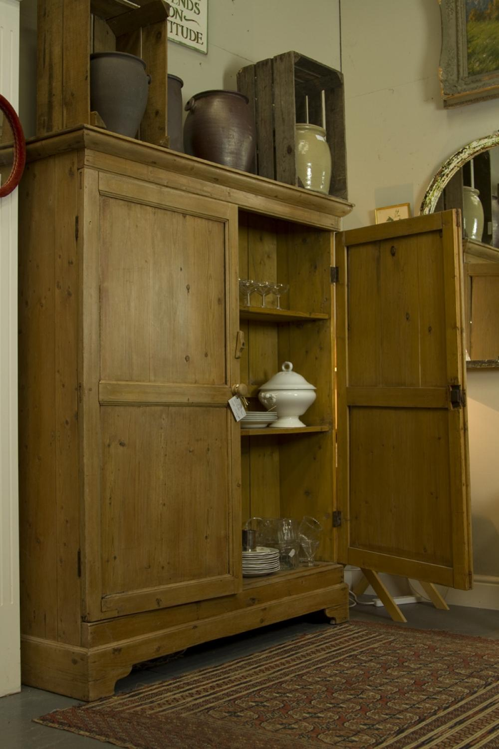 Antique Pine Larder Cupboard In Furniture - Antique Larder Cupboard Best 2000+ Antique Decor Ideas