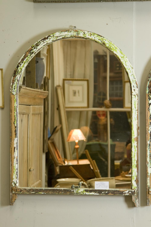 Victorian sash windowo mirror