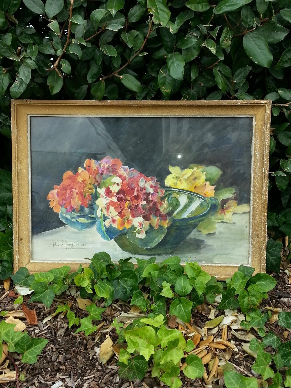 French Watercolour