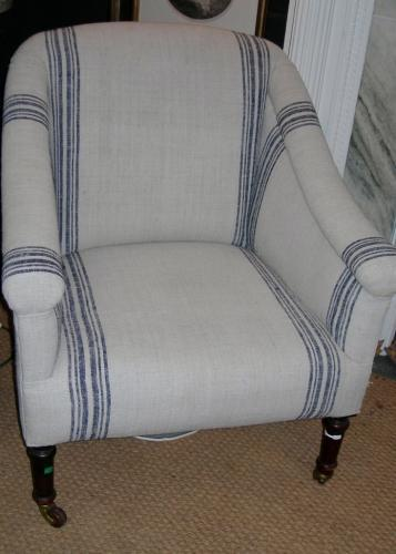 French Occasional Armchair
