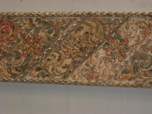 Amazing Decorative Venetian Carved Wall Panel