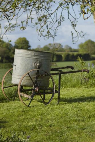 Antique Farm Water Carrier