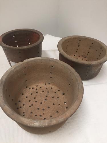 Ceramic French Pots