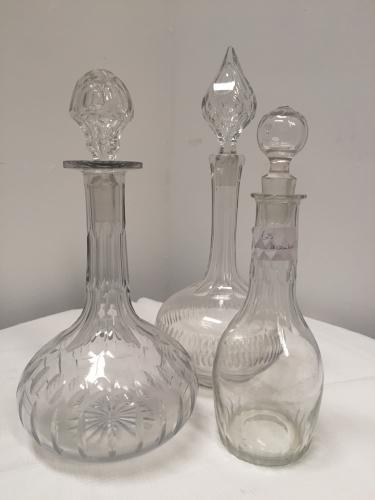 Selection of Decanters