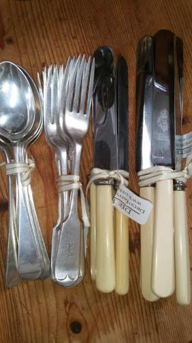 Selection of Vintage Flatware always in stock