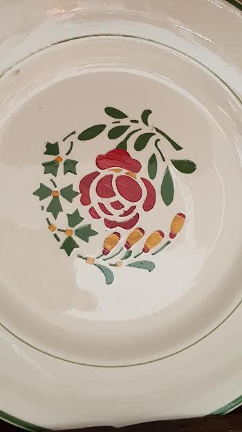French Dinner Service